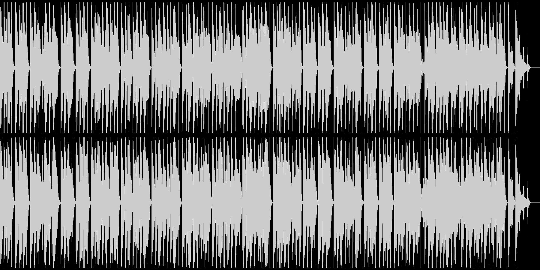 ワーグナー結婚行進曲ウクレレ&リコーダーの未再生の波形