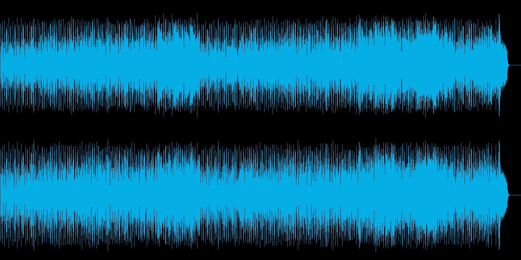 心安まるミディアムポップ(フルサイズ)の再生済みの波形