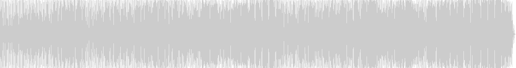 オールナイトニッポン風_ブラス版の未再生の波形
