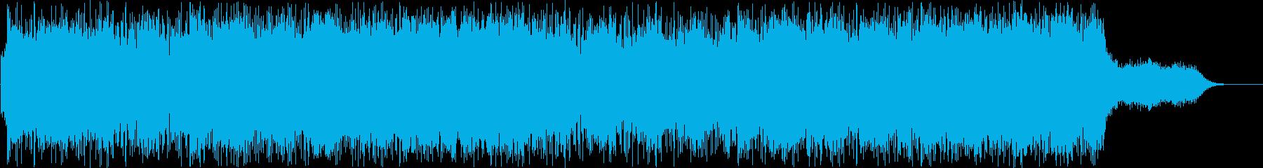 あやしい スピード スリル 謎の再生済みの波形
