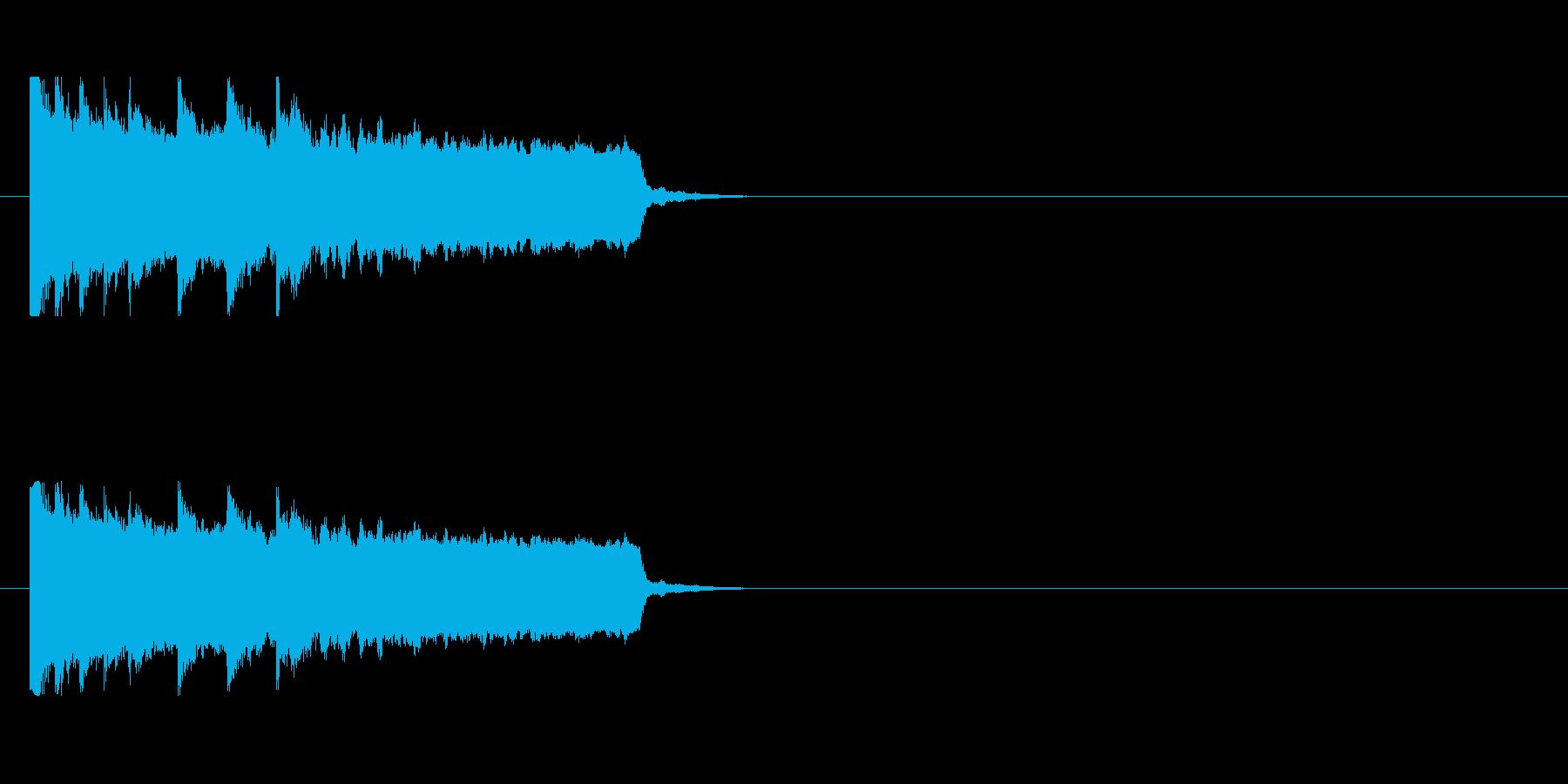 不思議 場面転換 浮遊 あやしい 科学の再生済みの波形