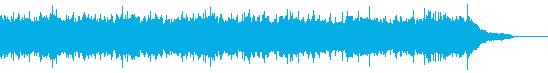 思わず体が動く爽やかなバンドBGMの再生済みの波形