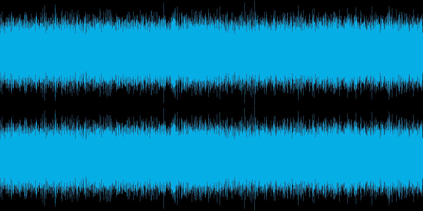 SunaArashi TVの砂嵐 2の再生済みの波形