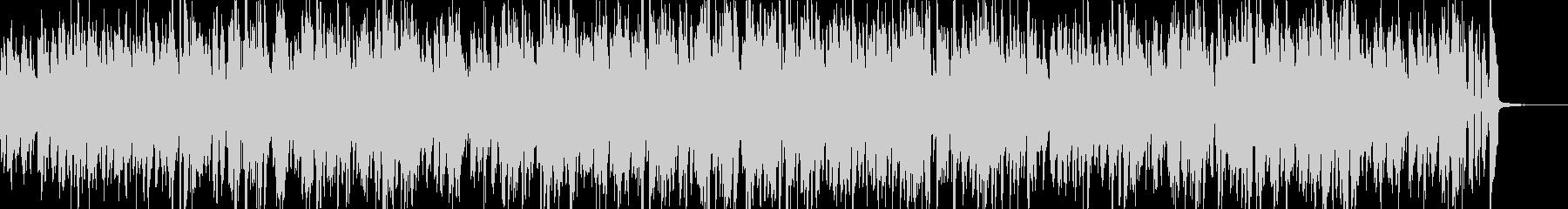 ピアノ・トリオNo.1の未再生の波形