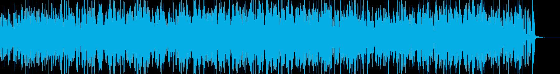 ピアノ・トリオNo.1の再生済みの波形