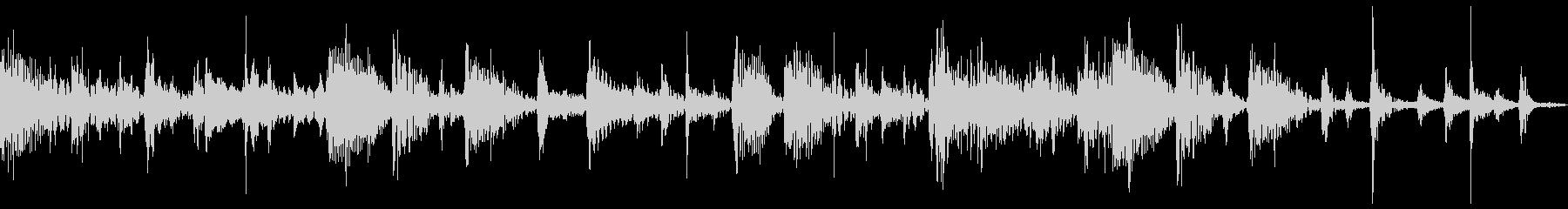 短ループ・ジプシー風ギター・ゲームの未再生の波形