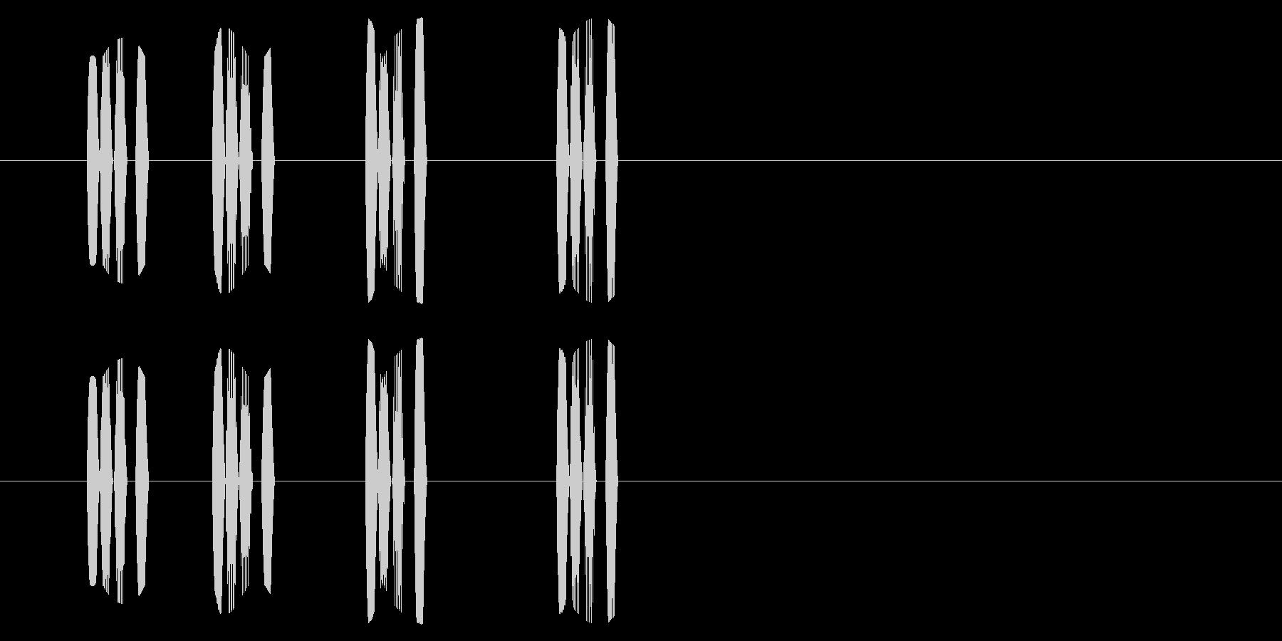 SNES-RPG04-17(魔法 状態)の未再生の波形