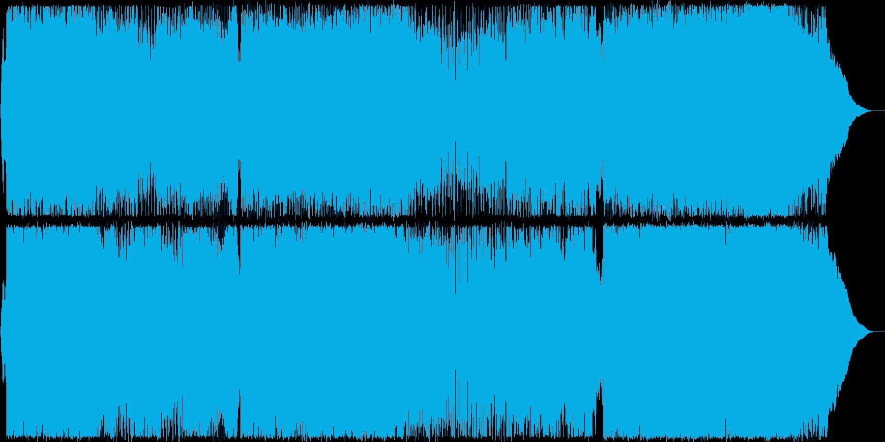 疾走感溢れるキャッチーなポップサウンドの再生済みの波形