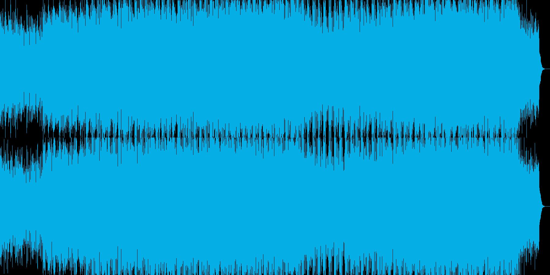 映画音楽、荘厳重厚、映像向け-33の再生済みの波形
