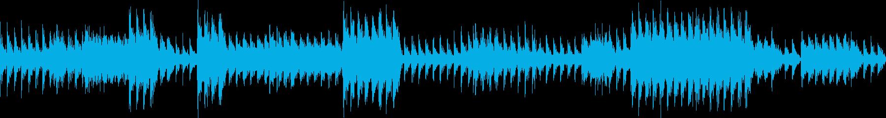 ダダ..ドドド..。銃撃戦(短め)の再生済みの波形