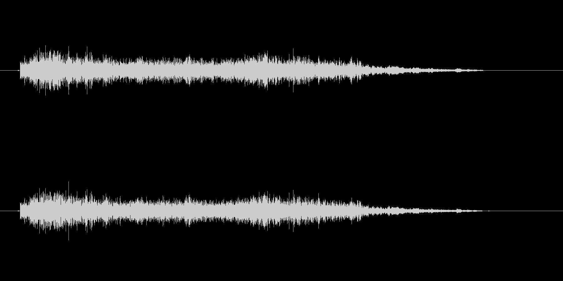 【モンスター01-6】の未再生の波形