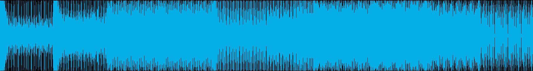 ニュース 事件 報道 混沌 暗い ダークの再生済みの波形