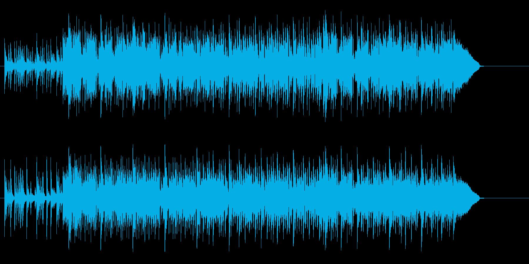 安らぎと緊張感が融合した神秘的ポップの再生済みの波形