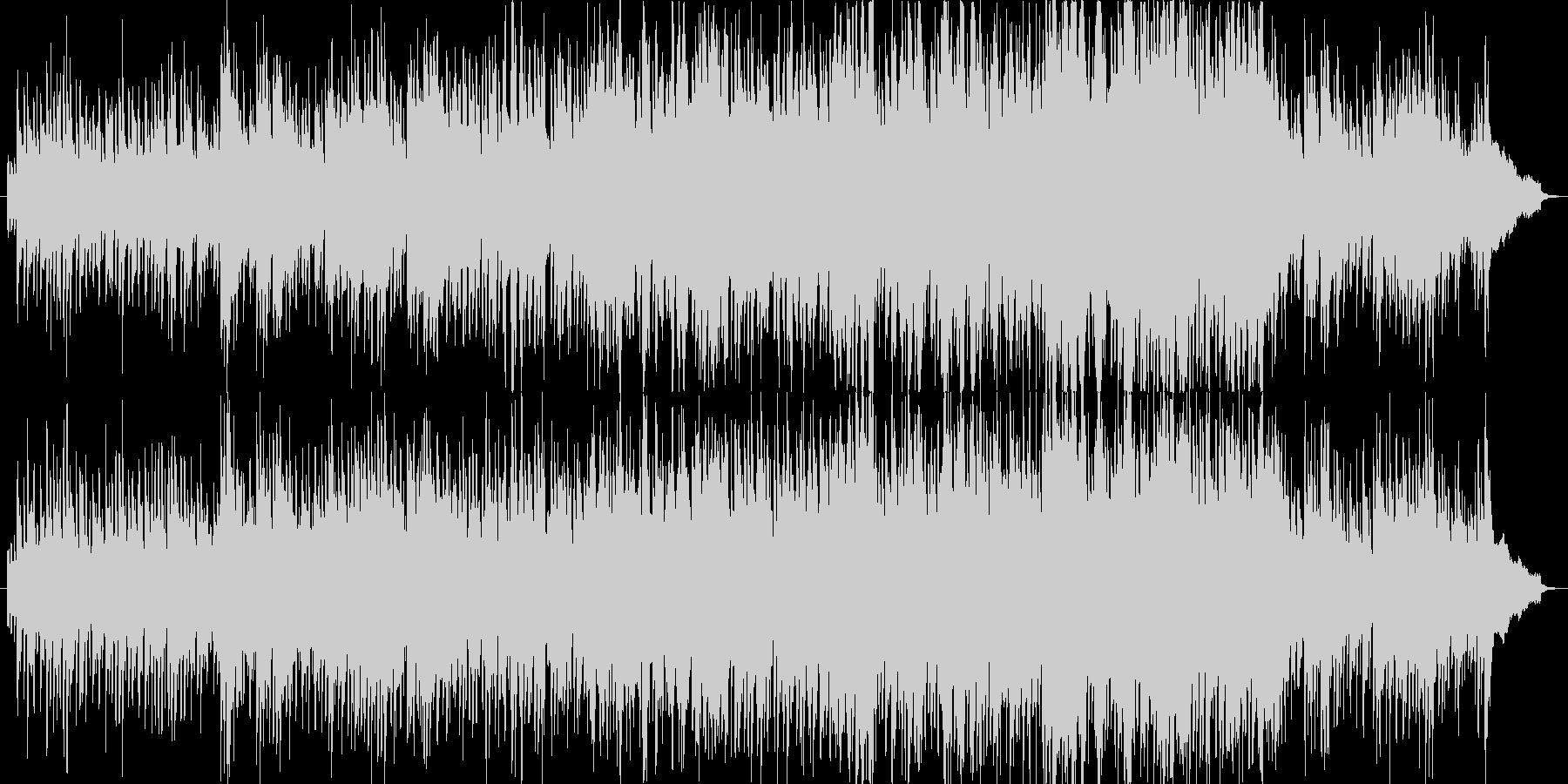 溌剌とした80年代後半なサウンドの未再生の波形