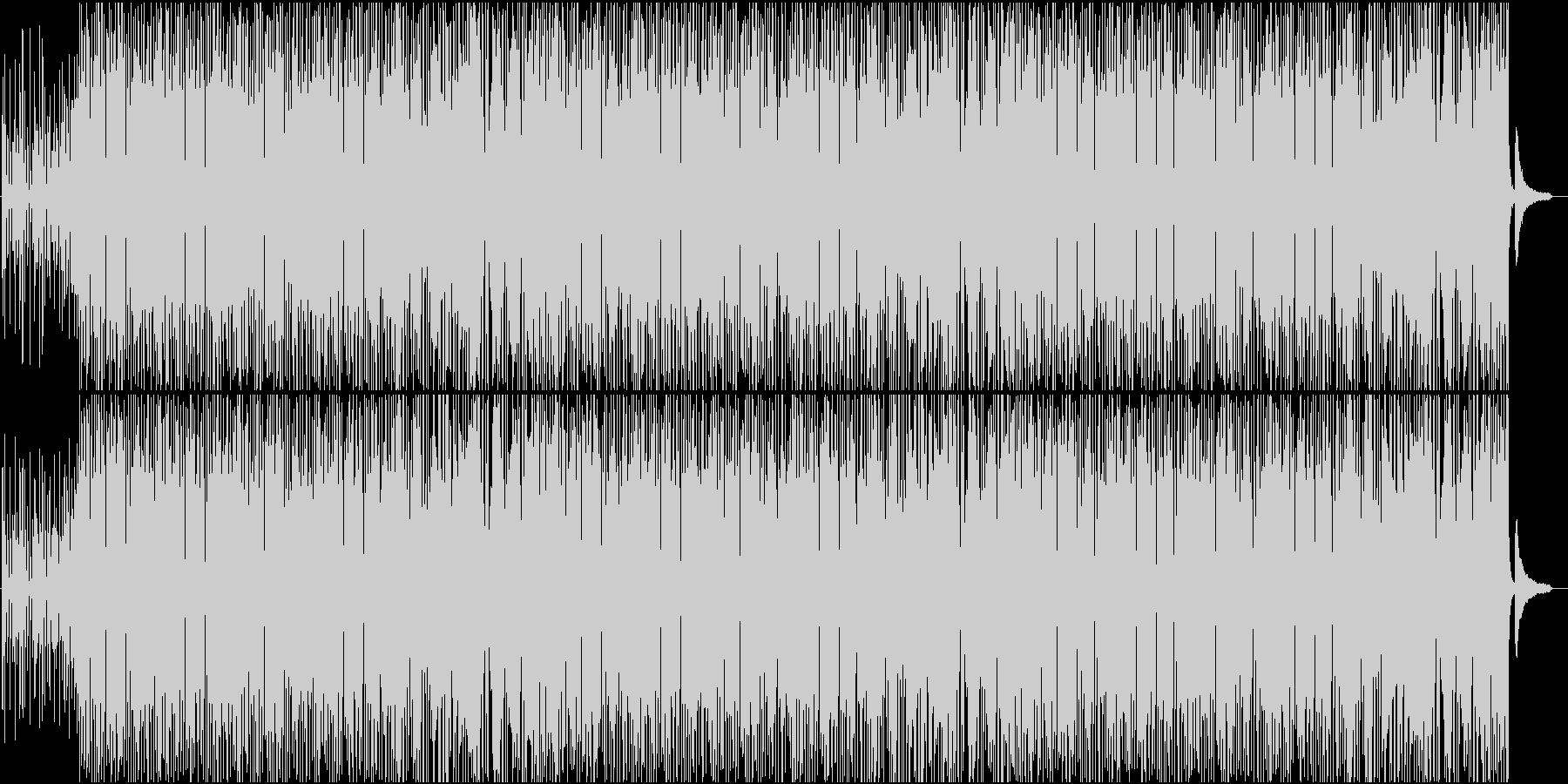 可愛くポップで元気なコンセプトムービー系の未再生の波形