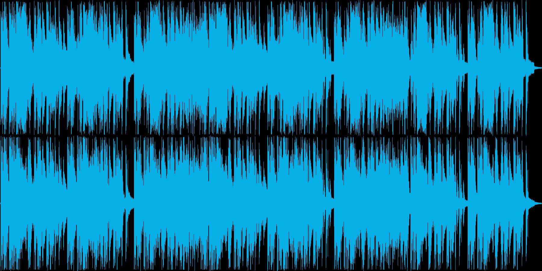 工場の中のような曲です。短いです。の再生済みの波形