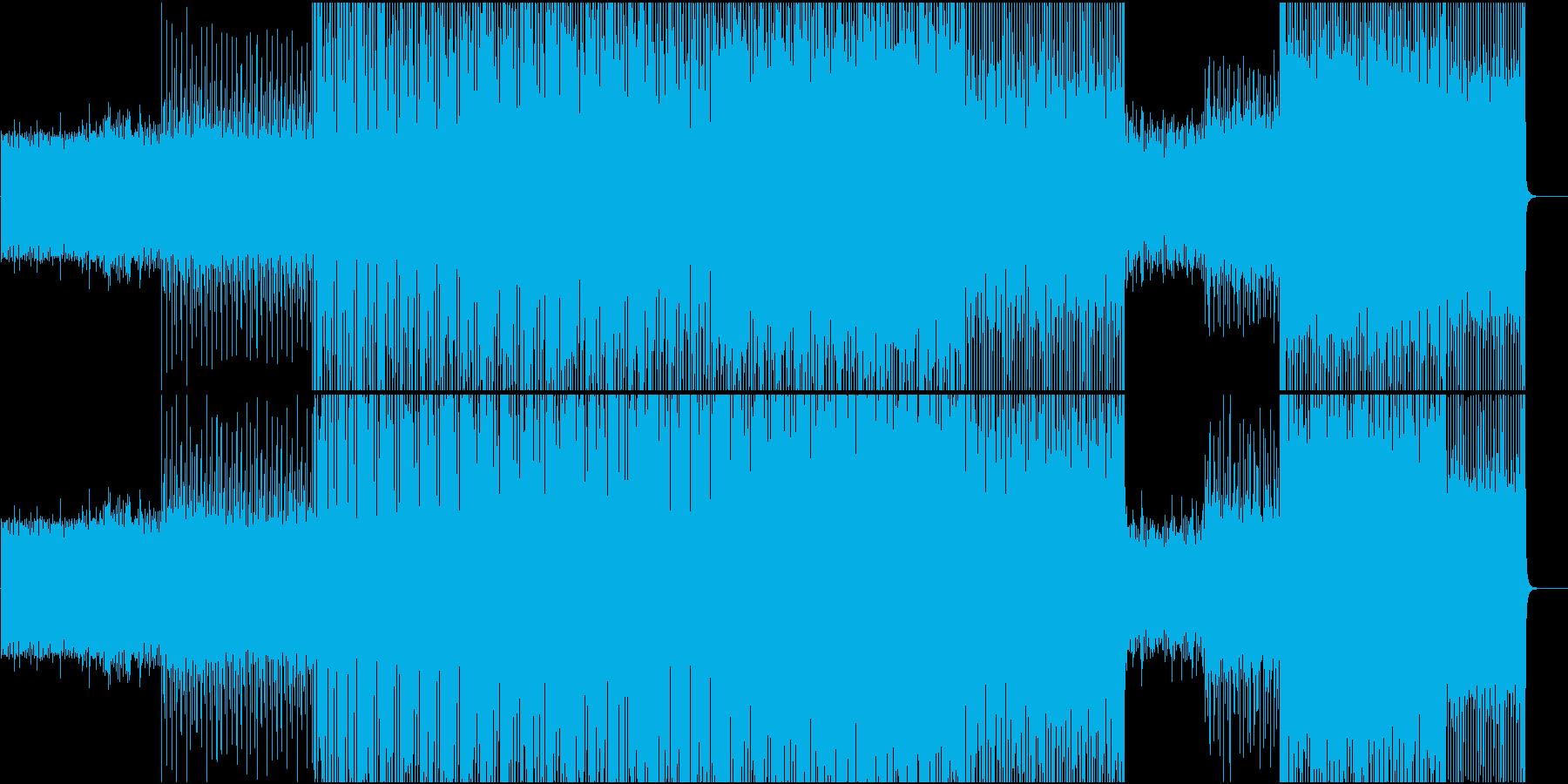 淡々 未来 科学 追跡 工業 機械 謎の再生済みの波形