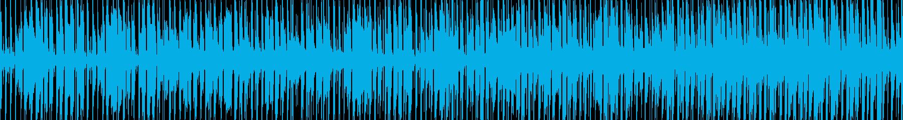 ぴこぴこしたエレピが特徴的 軽快なBGMの再生済みの波形