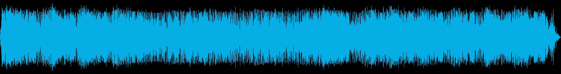 F1マシンをふかすの再生済みの波形