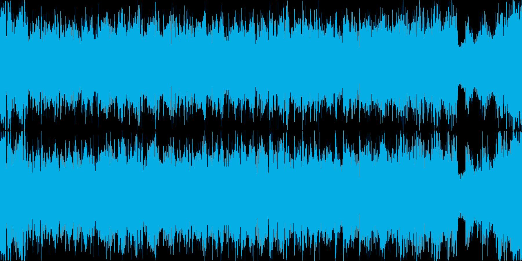 【ループB】パワフルで高揚感ピアノEDMの再生済みの波形