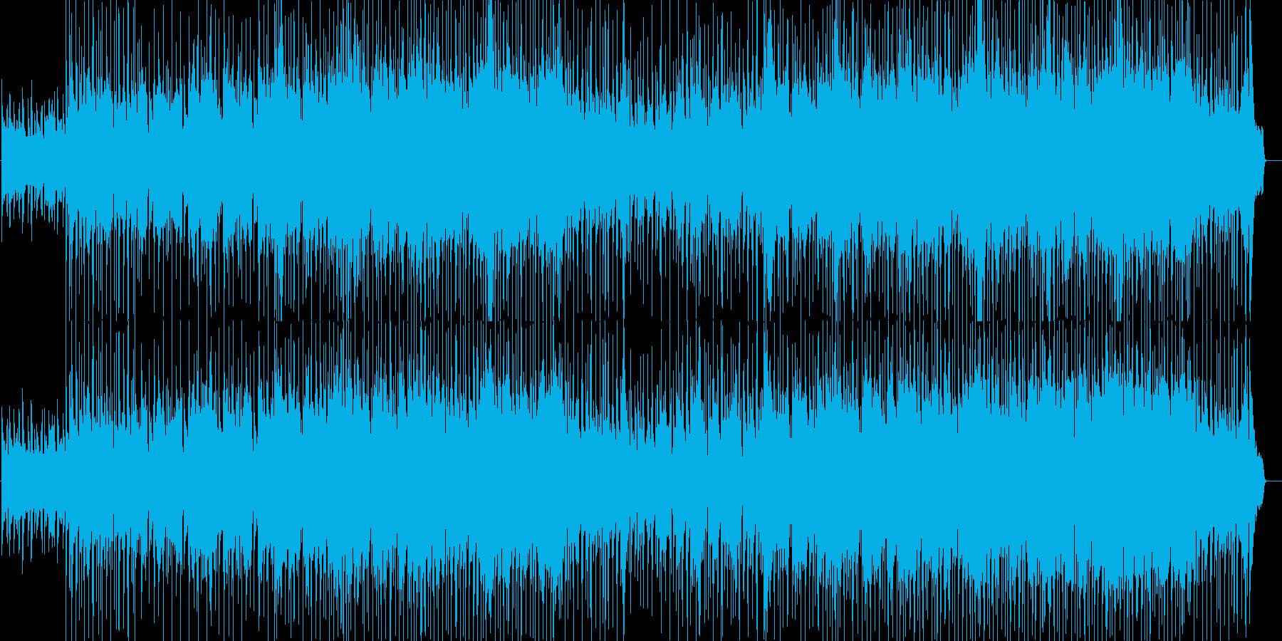 希望を感じるゆったりとしたバラードポップの再生済みの波形