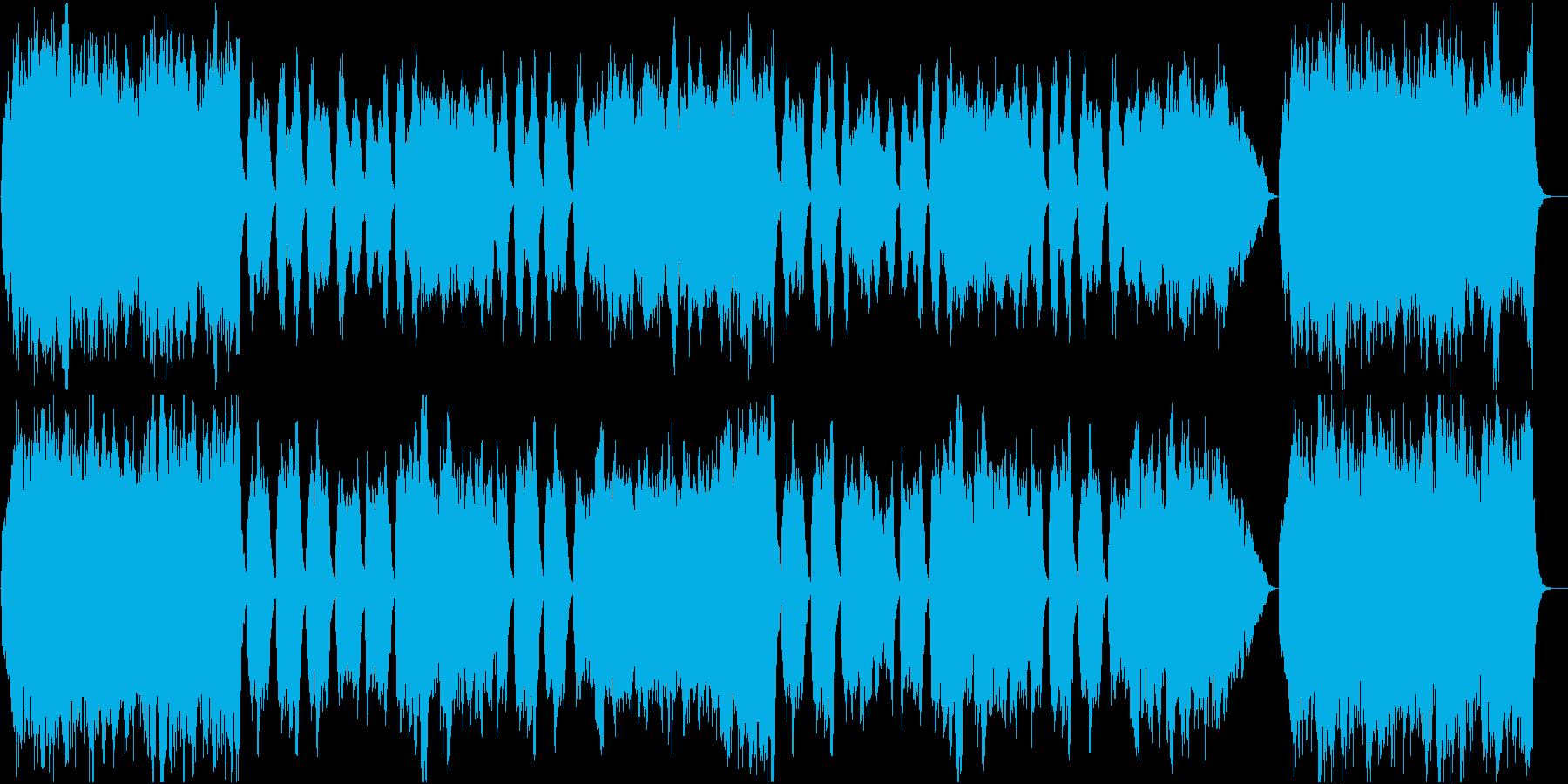 「蛍の光」ストリングスアレンジ カラオケの再生済みの波形
