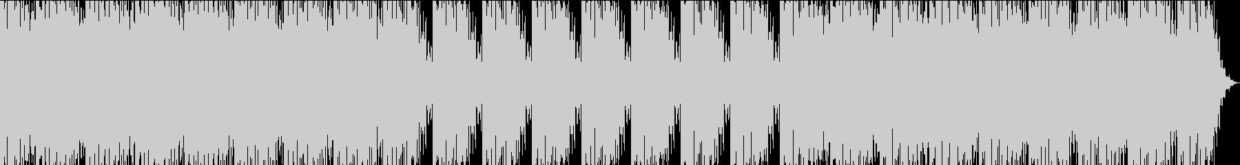 サウンドトラック-戦士-の未再生の波形