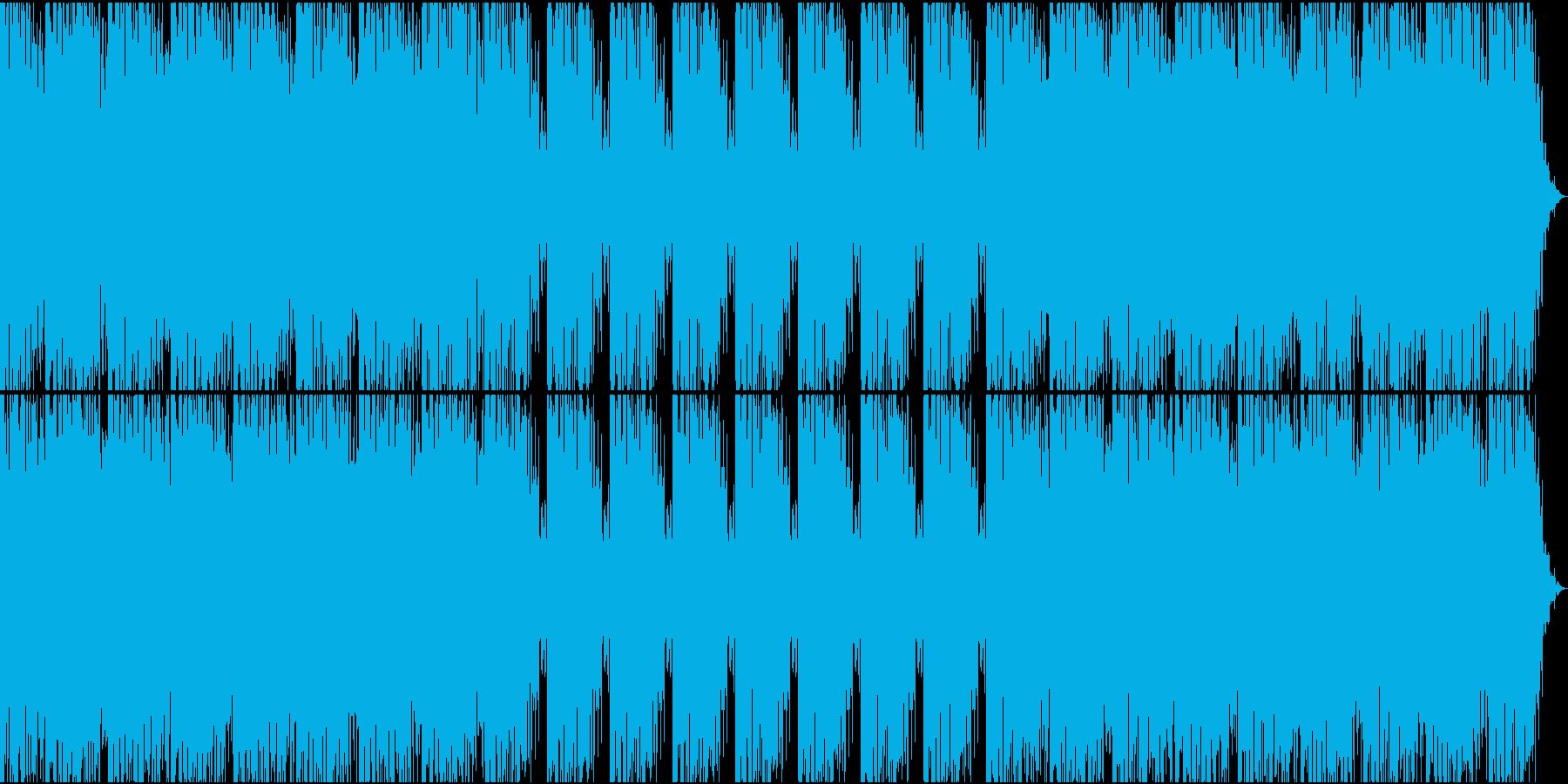 サウンドトラック-戦士-の再生済みの波形