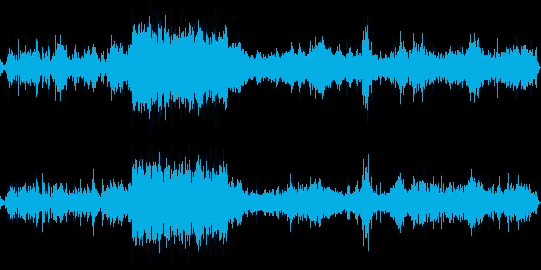 DRONE AMBIENT  DEEP…の再生済みの波形