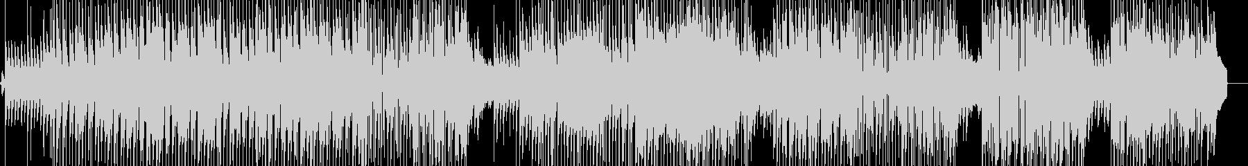 ほのぼの(*˘︶˘*)なポップスの未再生の波形