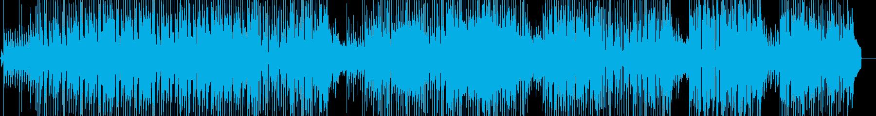 ほのぼの(*˘︶˘*)なポップスの再生済みの波形