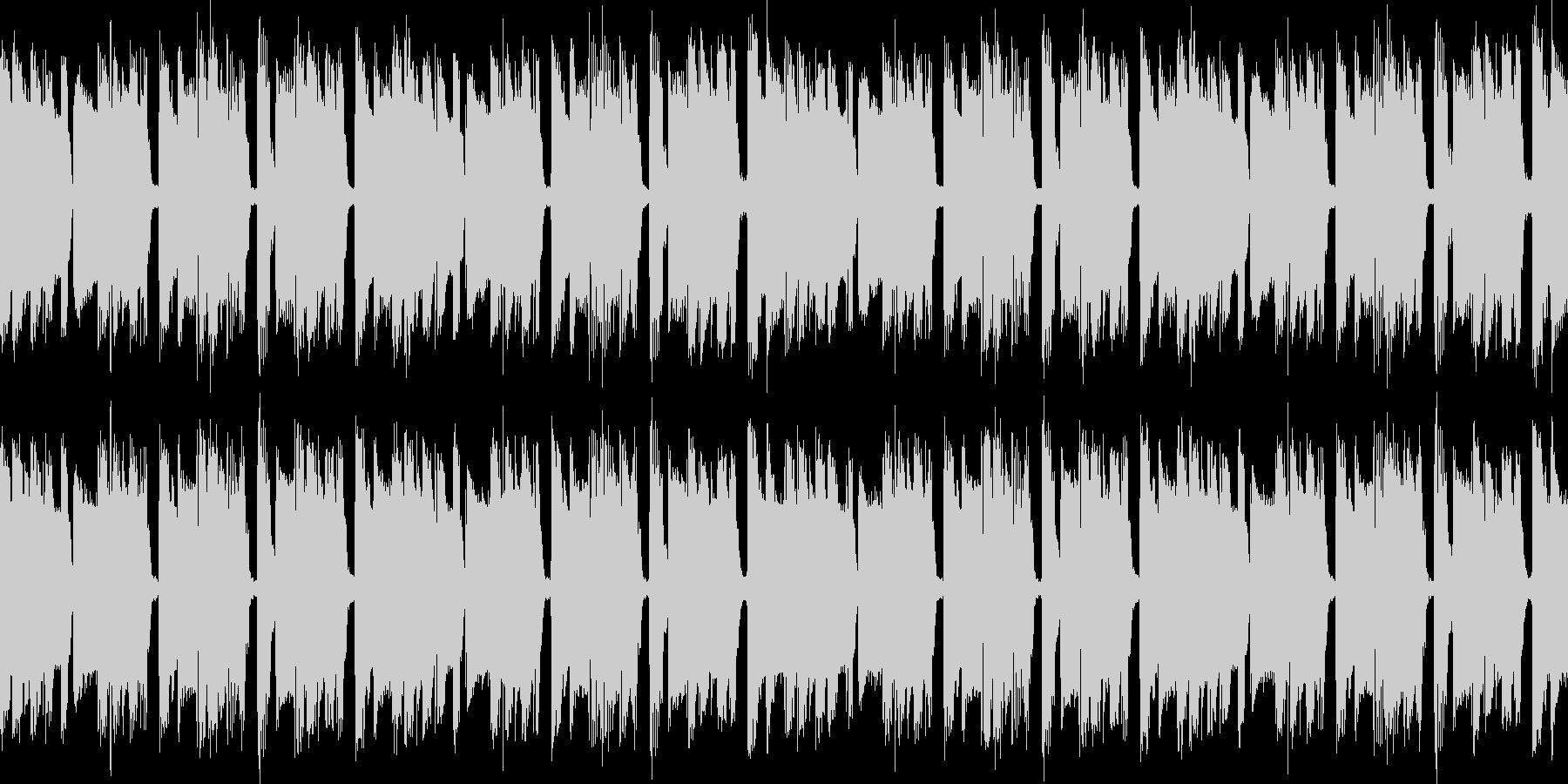 【エレピ】悲しげ ピアノ【ピアノ】の未再生の波形