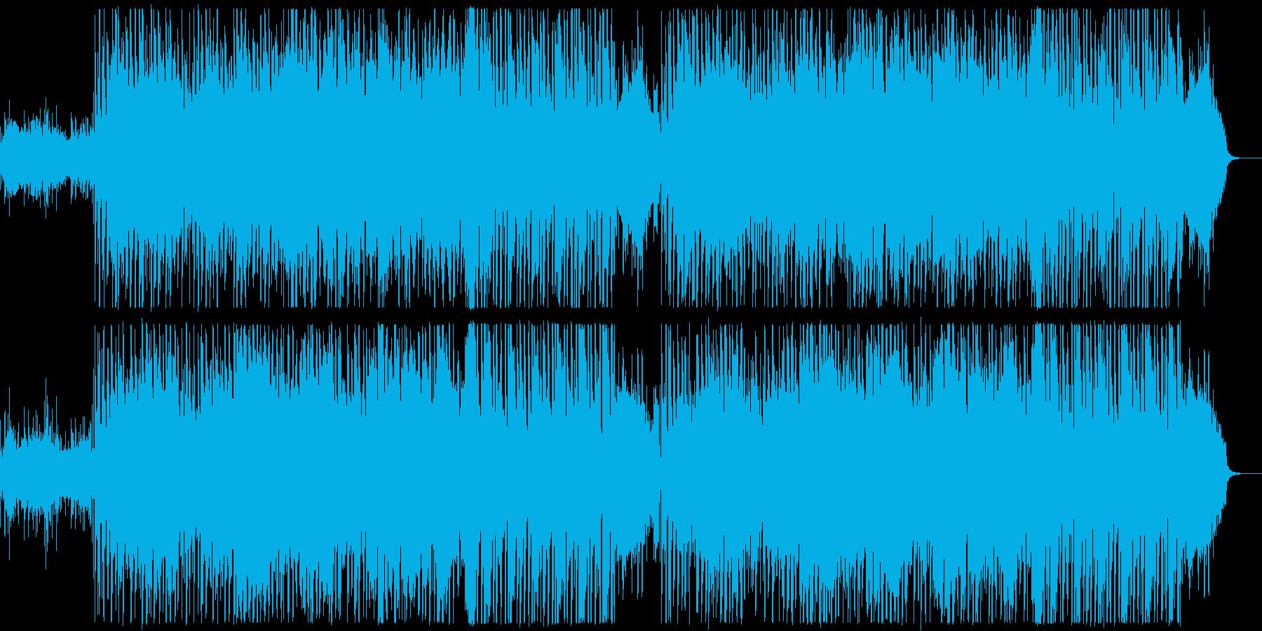 [尺八・和楽器]知能戦・決意と闘志の再生済みの波形