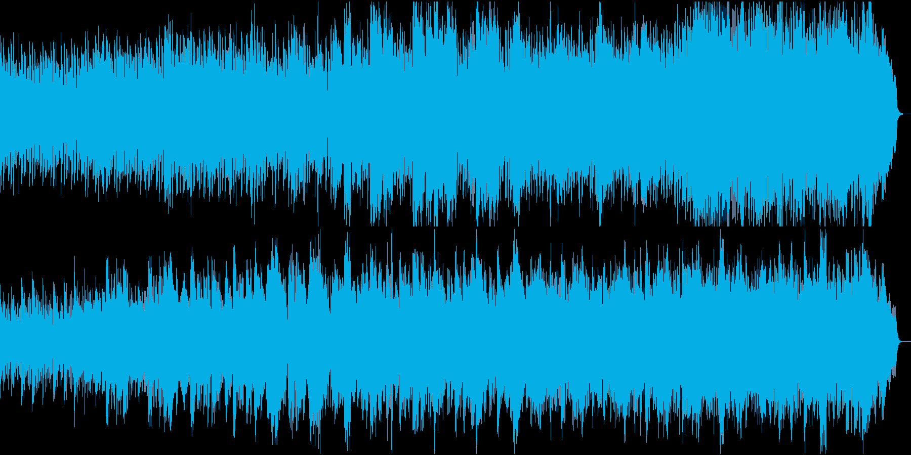 優しさに包まれる感動ピアノ4高音弦抜きの再生済みの波形