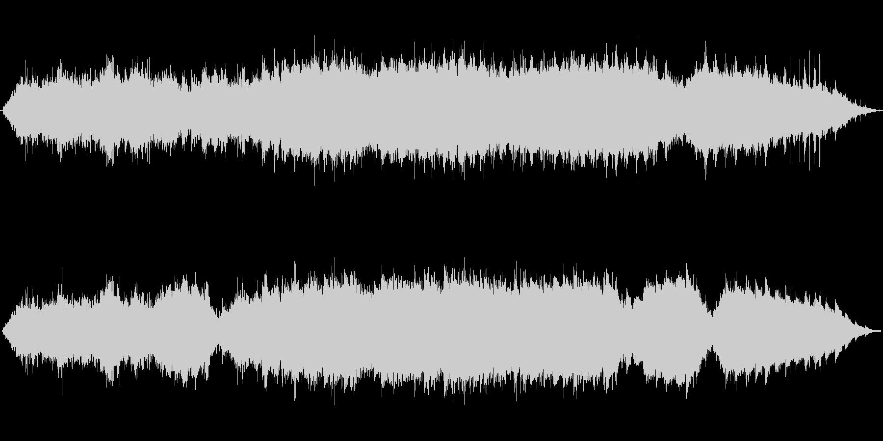 奇妙な音が沢山入った、ホーラ風の曲です。の未再生の波形