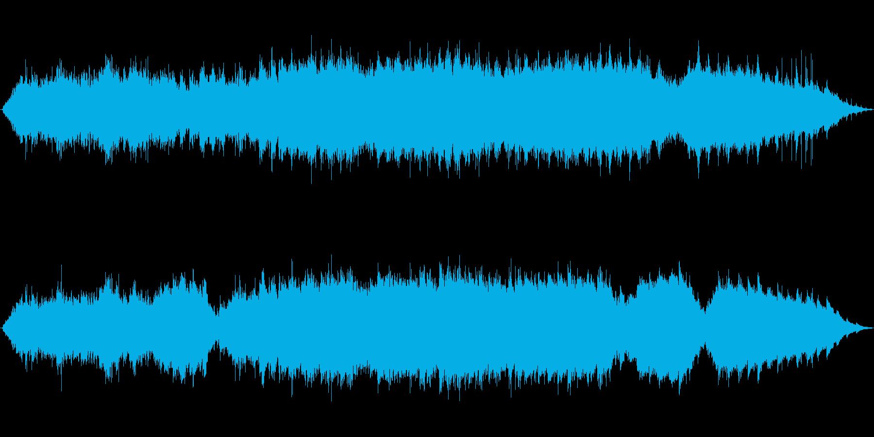 奇妙な音が沢山入った、ホーラ風の曲です。の再生済みの波形