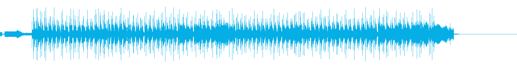 ブギウギ(ピアノ&オルガン)の再生済みの波形