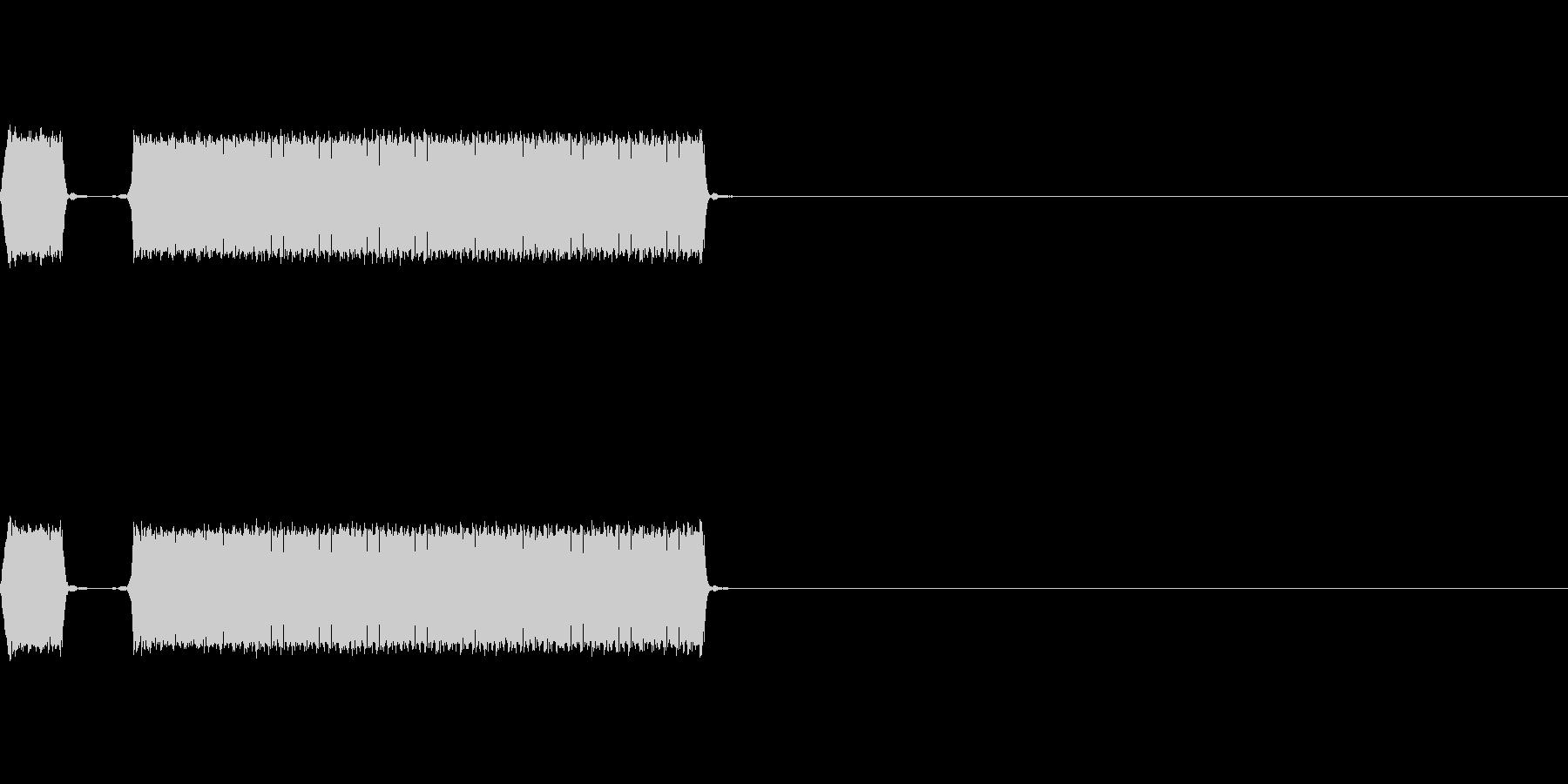 【不正解01-1】の未再生の波形