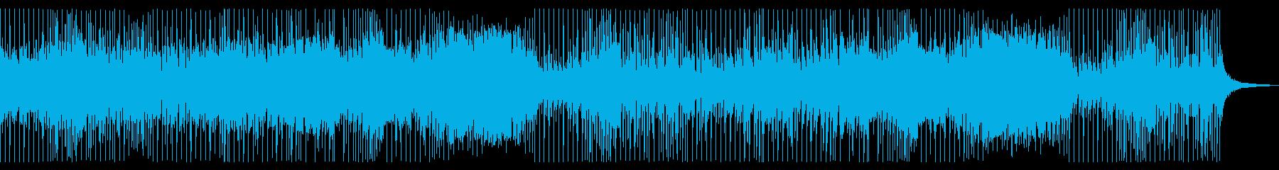 乙女ゲーbgmの再生済みの波形