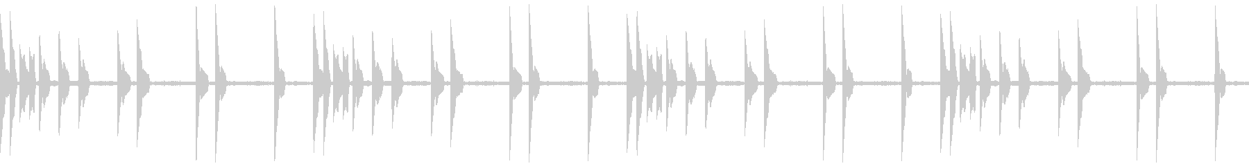 EDM リードシンセ 2 音楽制作用の未再生の波形