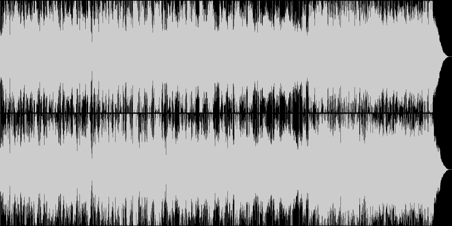 ハーモニカとペダルスティールのバラードの未再生の波形