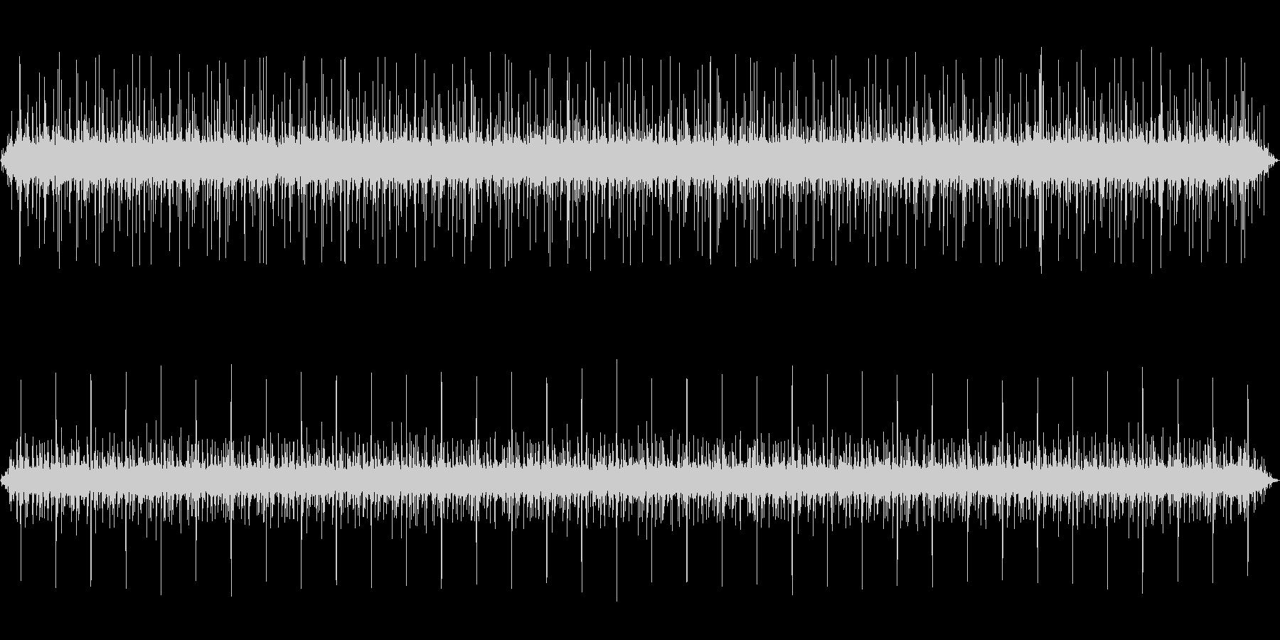 バネを作る機械の動作音03の未再生の波形