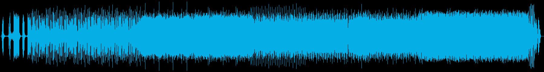 SFサスペンス・ドラマBGMの再生済みの波形