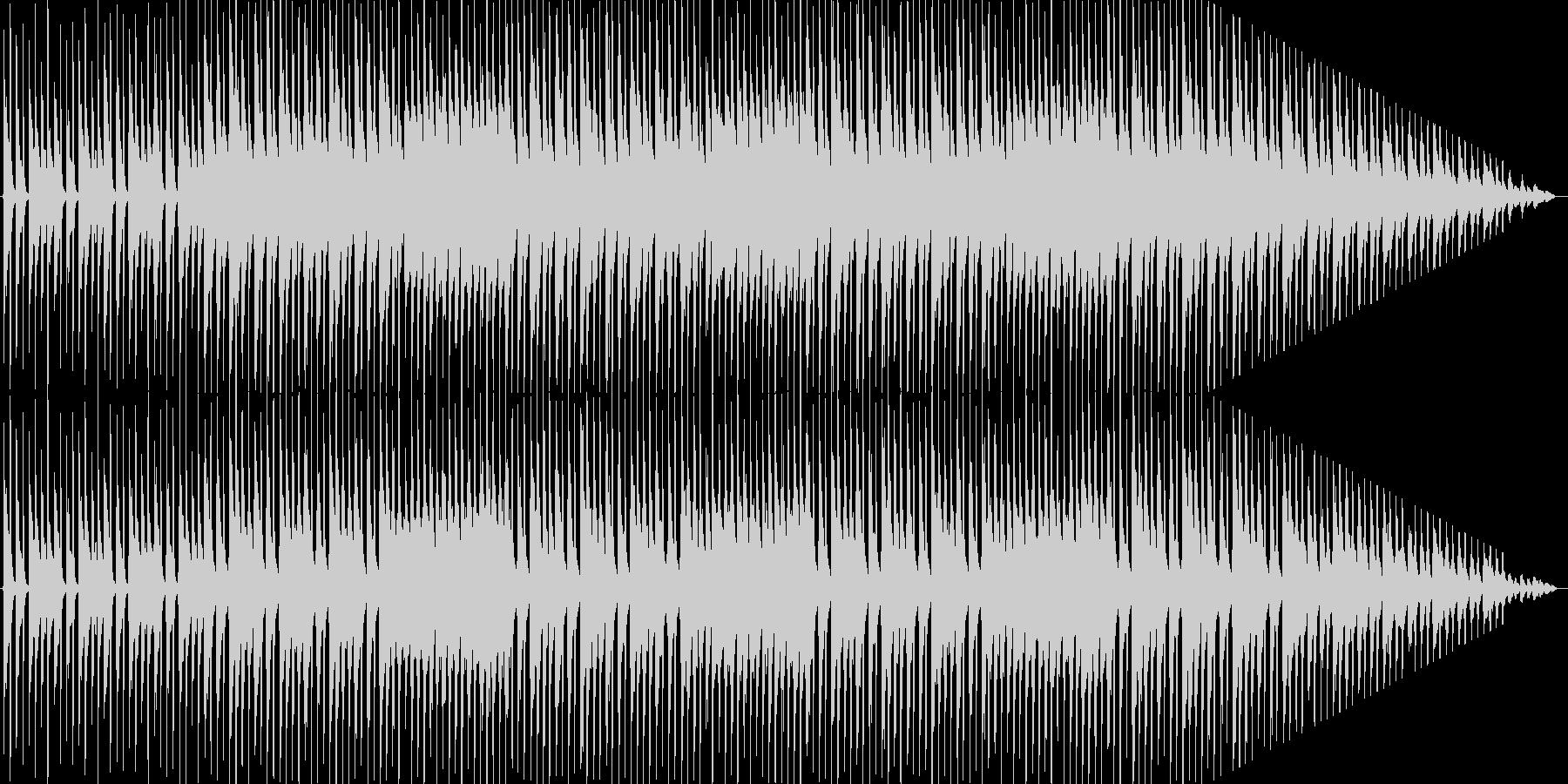 【ハロウィン】可愛くてノリの良いマーチの未再生の波形