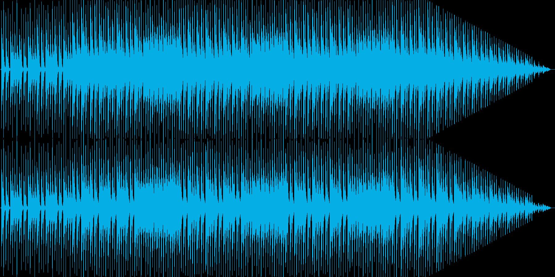 【ハロウィン】可愛くてノリの良いマーチの再生済みの波形