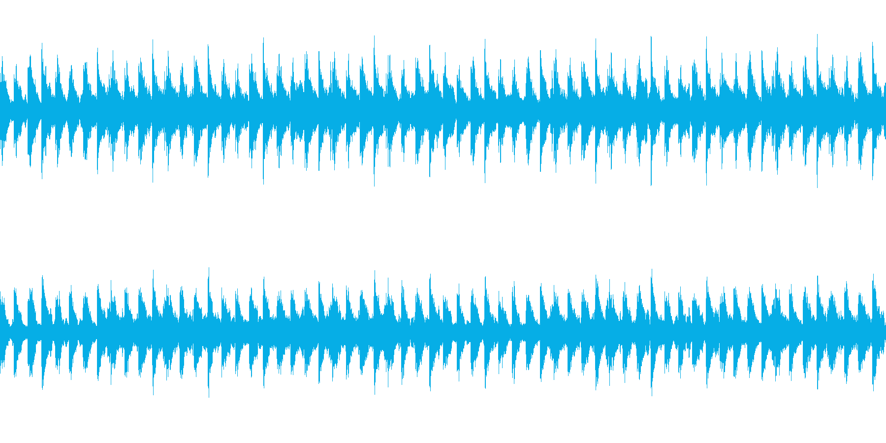 映像、ゲーム向き自然系ピアノ癒し幻想曲の再生済みの波形