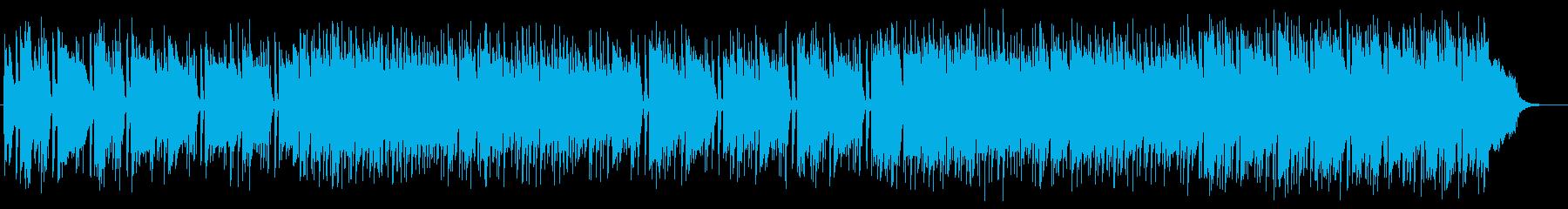 まったりと優雅なジャズサウンドの再生済みの波形