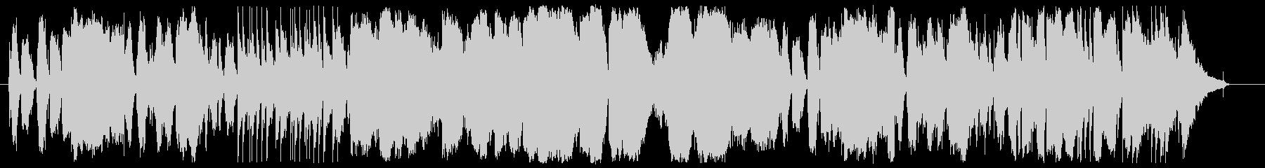 明るくちょっと切ない鍵盤ハーモニカBGMの未再生の波形