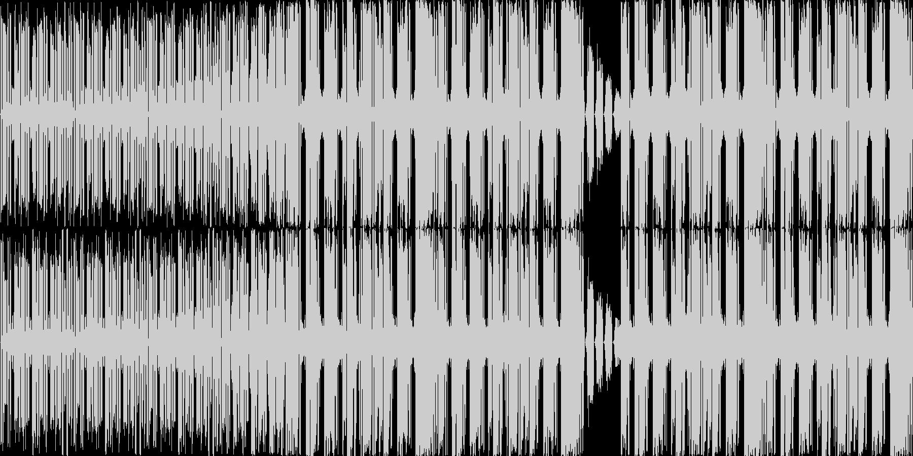 【サイバー/近未来/ダブステップ】の未再生の波形
