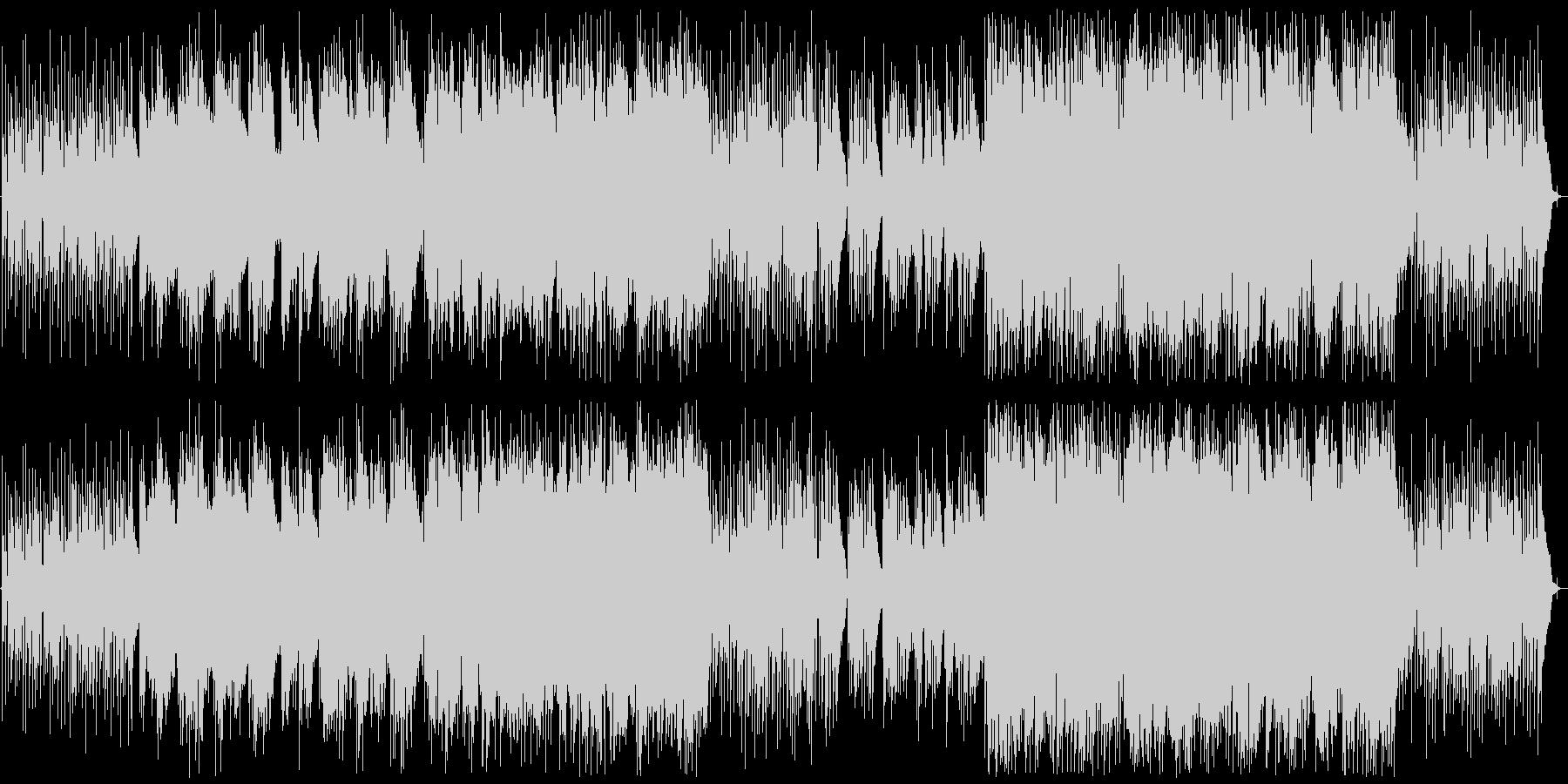 フルアコメインの、パーカッション・ウッ…の未再生の波形